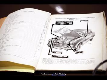 1957 Mercedes-Benz 220s Cabrio - Photo 59 - Gaithersburg, MD 20879