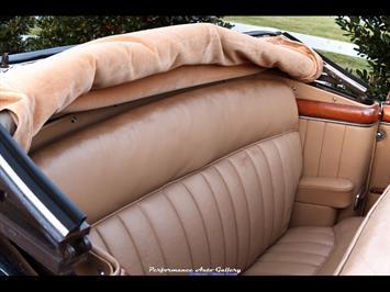 1957 Mercedes-Benz 220s Cabrio - Photo 18 - Gaithersburg, MD 20879