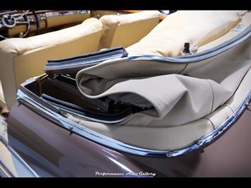 1957 Mercedes-Benz 220s Cabrio - Photo 33 - Gaithersburg, MD 20879