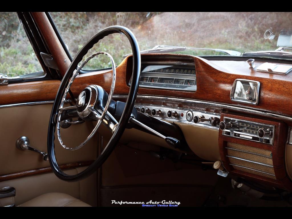 1957 Mercedes-Benz 220s Cabrio - Photo 3 - Gaithersburg, MD 20879