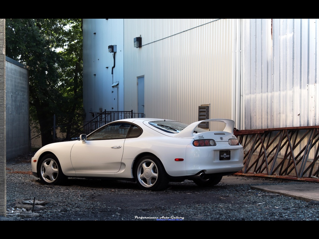 1994 Toyota Supra Twin-Turbo Sport Roof - Photo 2 - Gaithersburg, MD 20879