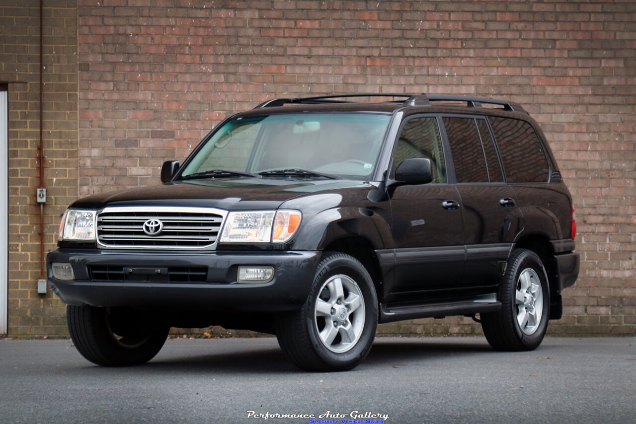 Kelebihan Toyota Land Cruiser 2004 Murah Berkualitas