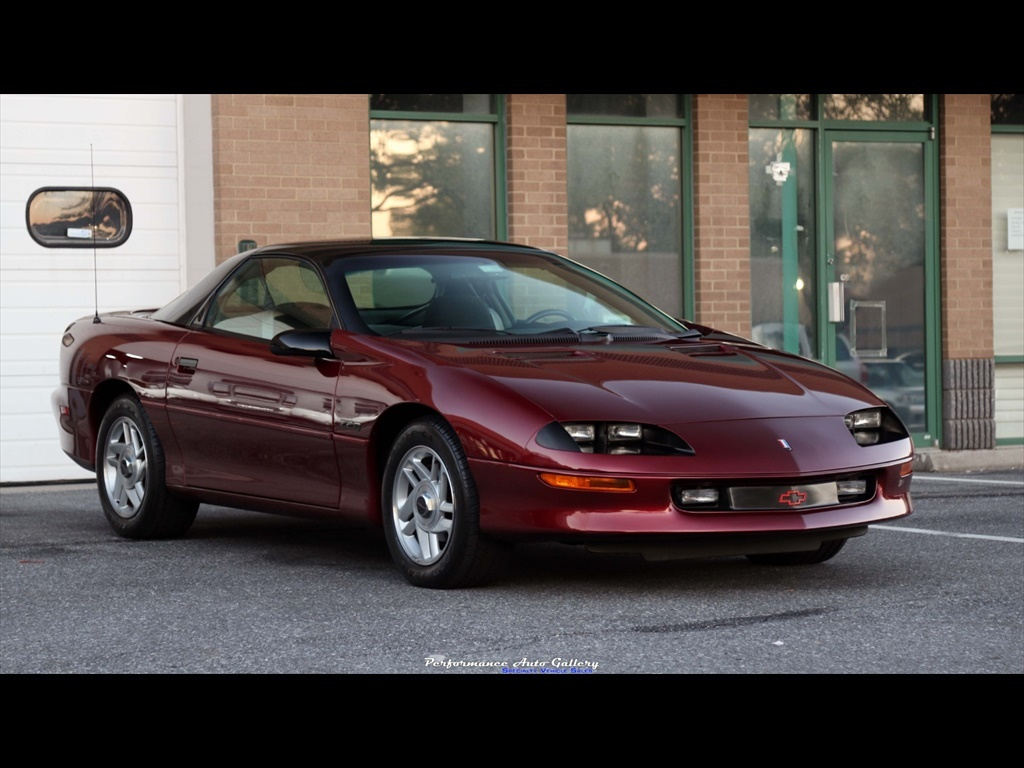 1993 Chevrolet Camaro Z28 for sale in Gaithersburg, MD ...