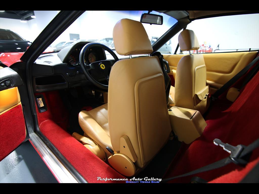 1987 Ferrari 328 GTS - Photo 17 - Gaithersburg, MD 20879