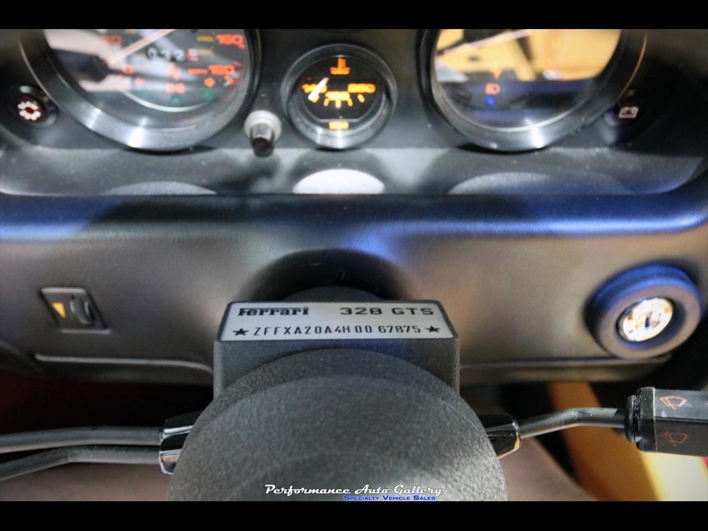 1987 Ferrari 328 GTS - Photo 56 - Gaithersburg, MD 20879