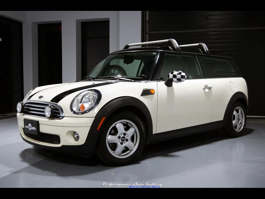 2009 mini cooper clubman for sale in gaithersburg md stock a00156. Black Bedroom Furniture Sets. Home Design Ideas