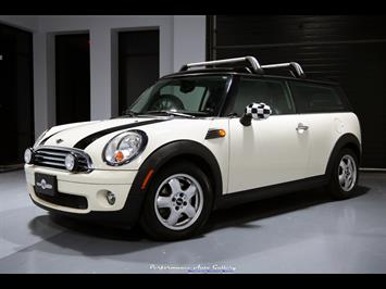 2009 Mini Cooper Clubman Wagon