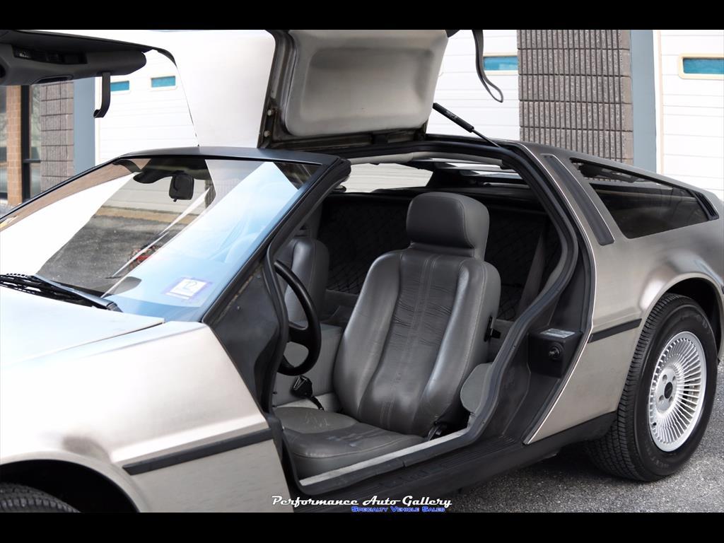 1983 DeLorean DMC-12 - Photo 8 - Gaithersburg, MD 20879
