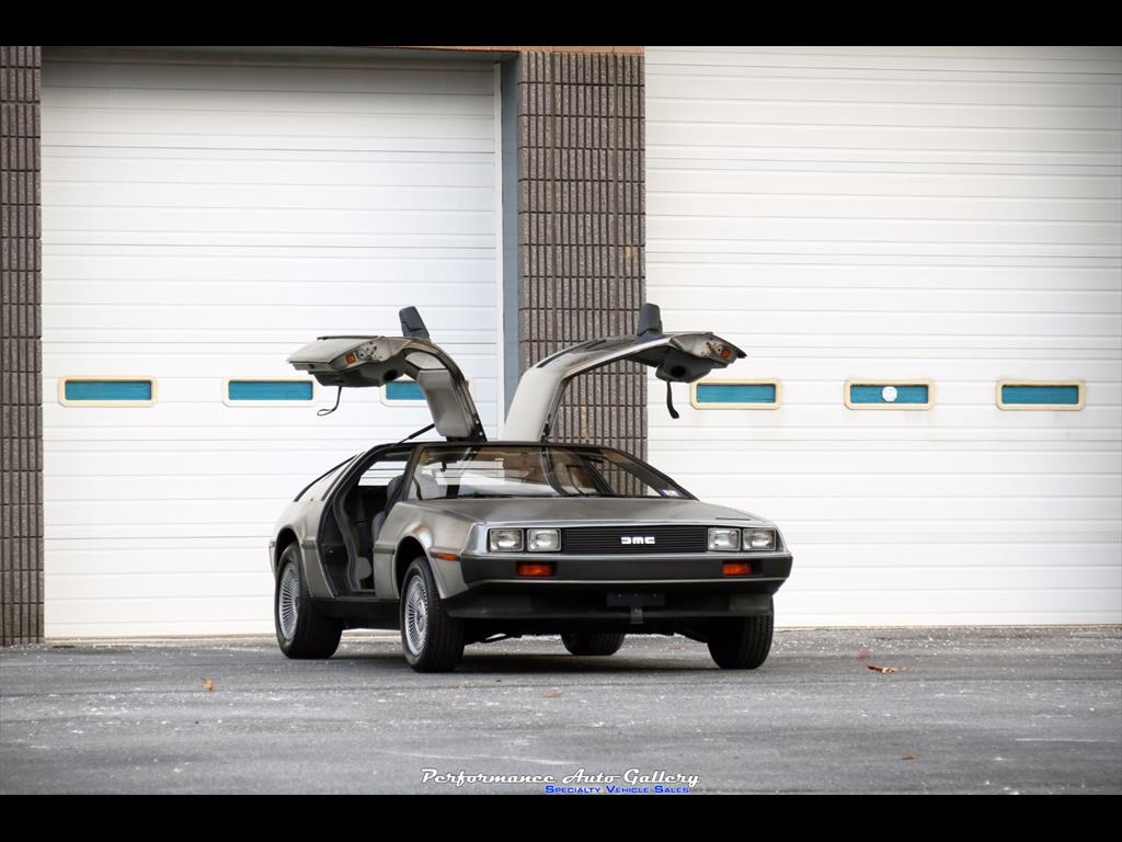 1983 DeLorean DMC-12 - Photo 5 - Gaithersburg, MD 20879