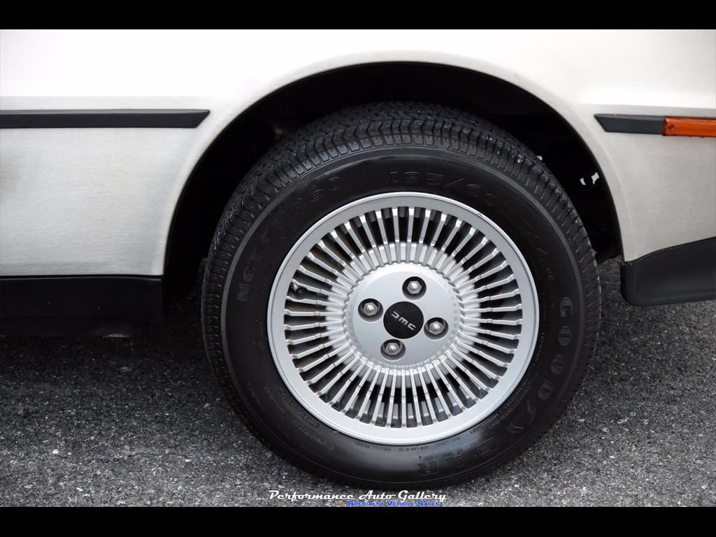 1983 DeLorean DMC-12 - Photo 12 - Gaithersburg, MD 20879