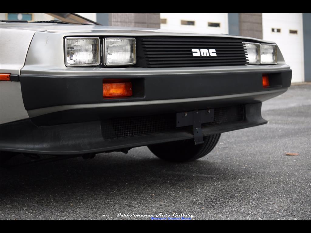 1983 DeLorean DMC-12 - Photo 29 - Gaithersburg, MD 20879