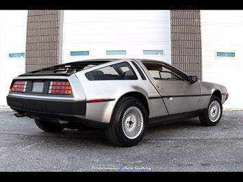 1983 DeLorean DMC-12 - Photo 2 - Gaithersburg, MD 20879