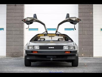 1983 DeLorean DMC-12 - Photo 4 - Gaithersburg, MD 20879