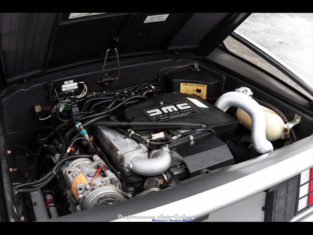 1983 DeLorean DMC-12 - Photo 36 - Gaithersburg, MD 20879