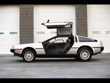 1983 DeLorean DMC-12 - Photo 51 - Gaithersburg, MD 20879