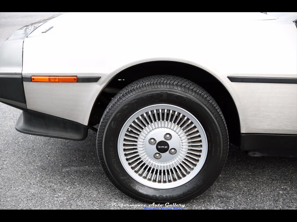 1983 DeLorean DMC-12 - Photo 11 - Gaithersburg, MD 20879