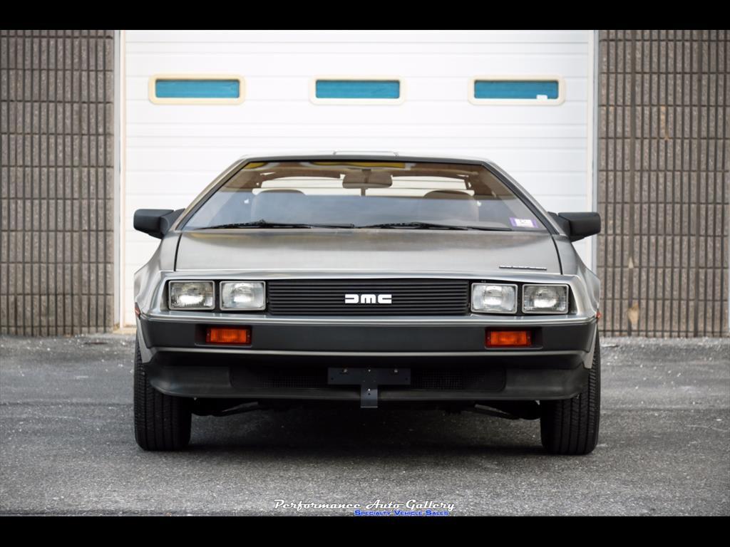 1983 DeLorean DMC-12 - Photo 6 - Gaithersburg, MD 20879