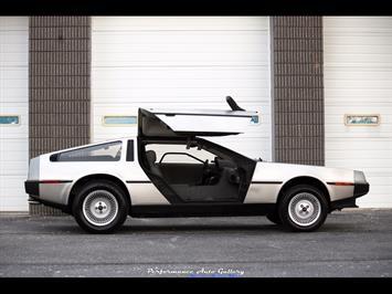 1983 DeLorean DMC-12 - Photo 52 - Gaithersburg, MD 20879