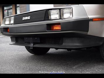 1983 DeLorean DMC-12 - Photo 28 - Gaithersburg, MD 20879