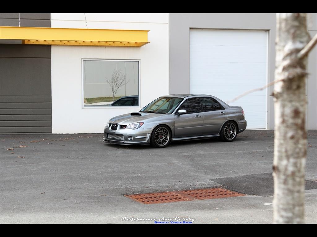 2007 Subaru Impreza WRX STI Limited - Photo 8 - Gaithersburg, MD 20879