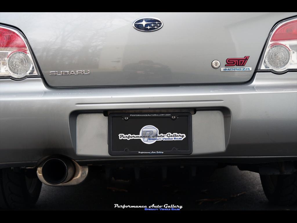 2007 Subaru Impreza WRX STI Limited - Photo 59 - Gaithersburg, MD 20879