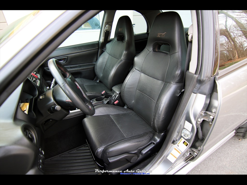 2007 Subaru Impreza WRX STI Limited - Photo 48 - Gaithersburg, MD 20879