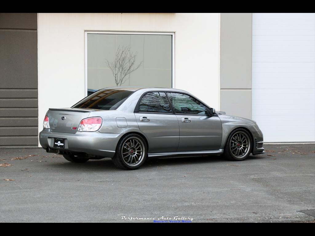 2007 Subaru Impreza WRX STI Limited - Photo 2 - Gaithersburg, MD 20879