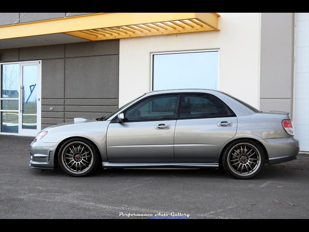 2007 Subaru Impreza WRX STI Limited - Photo 3 - Gaithersburg, MD 20879