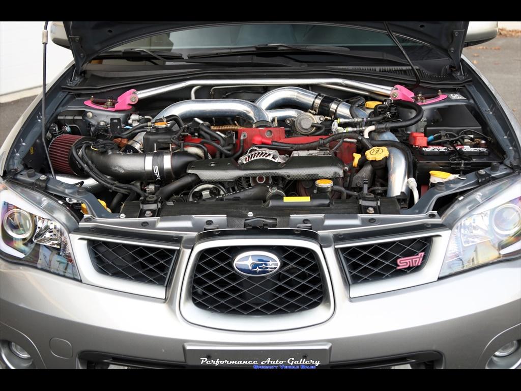 2007 Subaru Impreza WRX STI Limited - Photo 40 - Gaithersburg, MD 20879