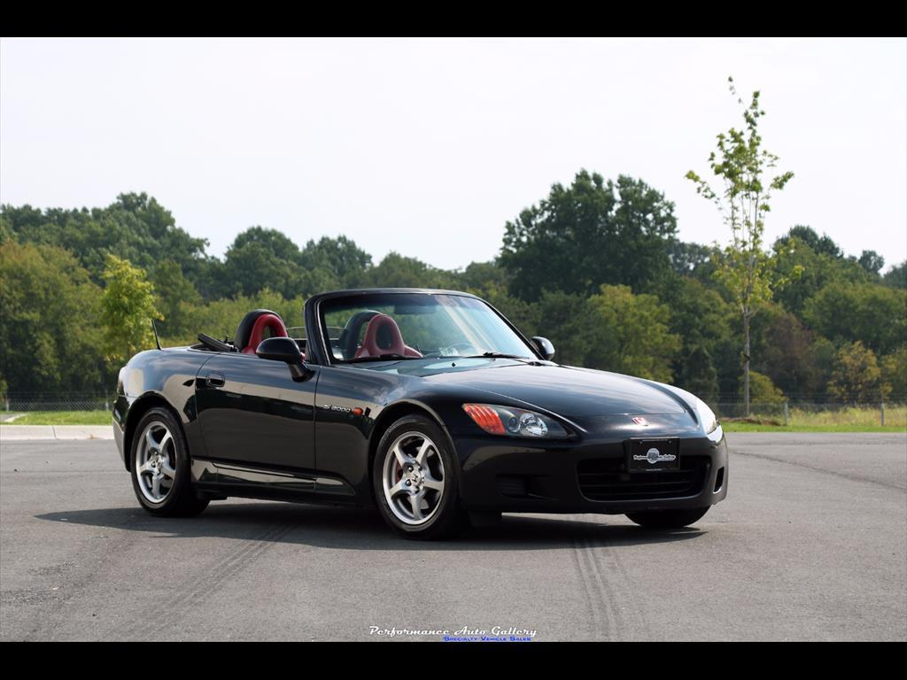 2001 Honda S2000 AP1 - Photo 1 - Gaithersburg, MD 20879