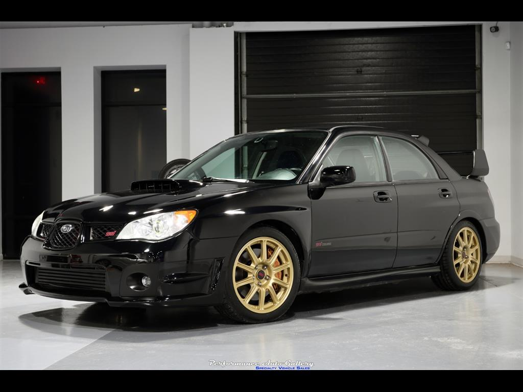 Performance Auto Gallery Photos For 2007 Subaru Impreza Wrx Sti