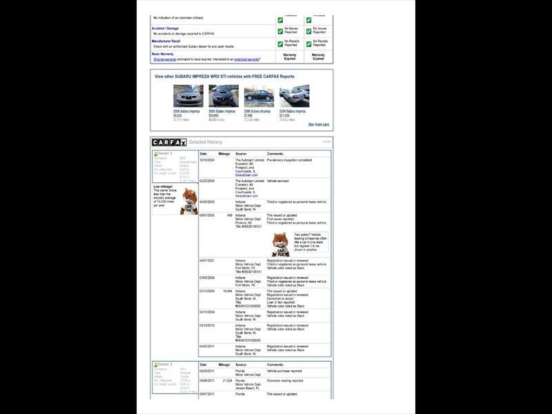 2005 Subaru Impreza WRX STI - Photo 39 - Gaithersburg, MD 20879