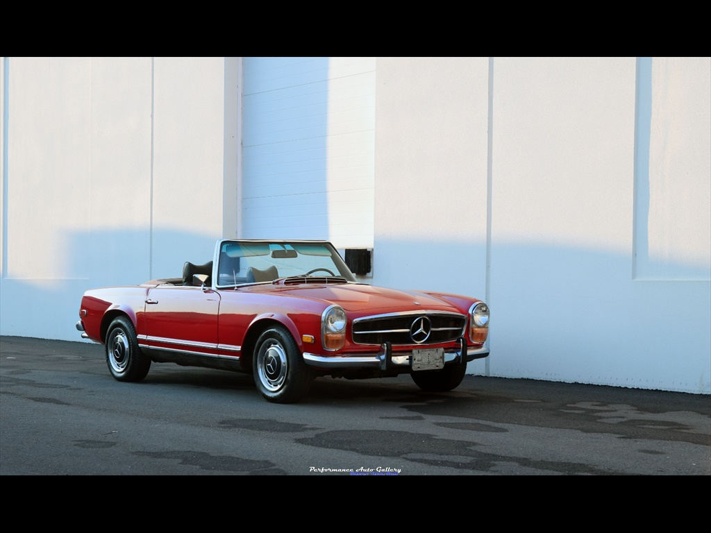 1971 Mercedes Benz 280sl For Sale In Gaithersburg Md Stock A00250