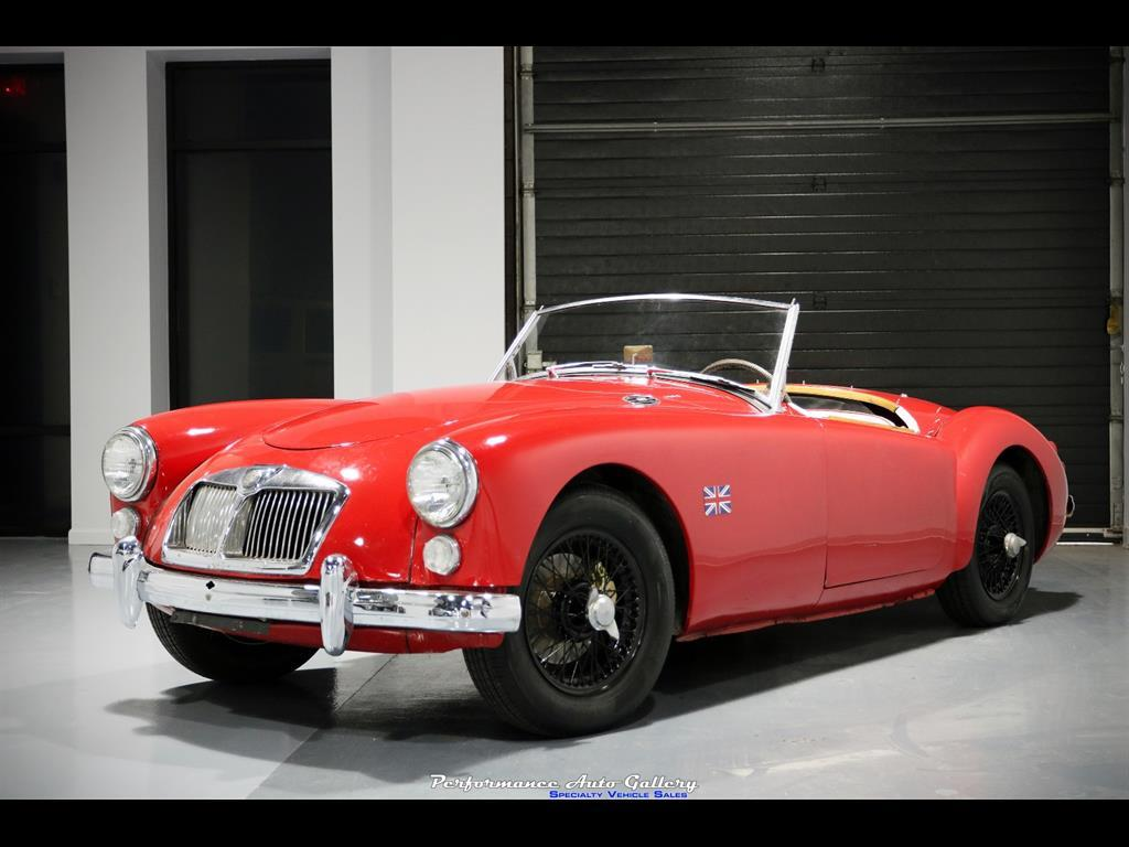 1960 Mg Mga Roadster 1600 For Sale In Gaithersburg Md Stock A00124