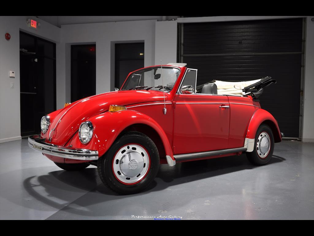 1969 Volkswagen Beetle Classic Convertible For Sale In Gaithersburg Md Stock A00168