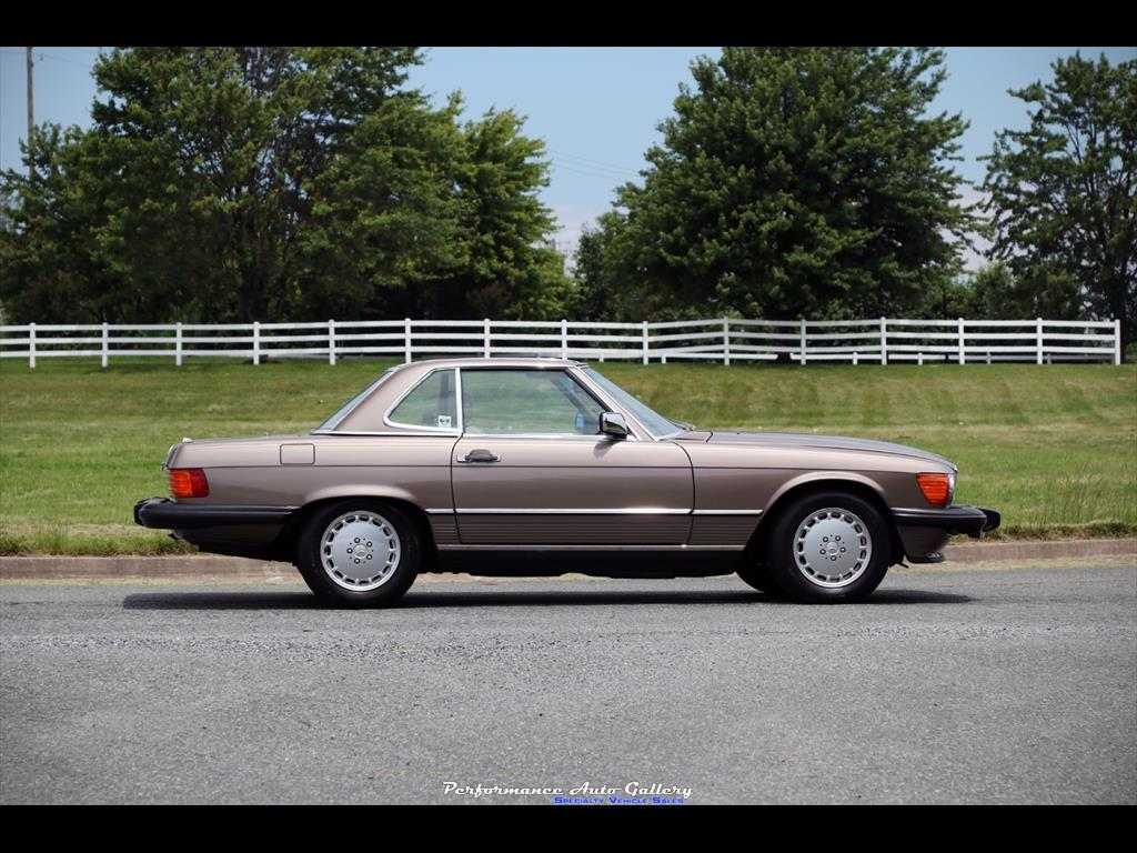 1989 Mercedes-Benz 560SL - Photo 7 - Gaithersburg, MD 20879