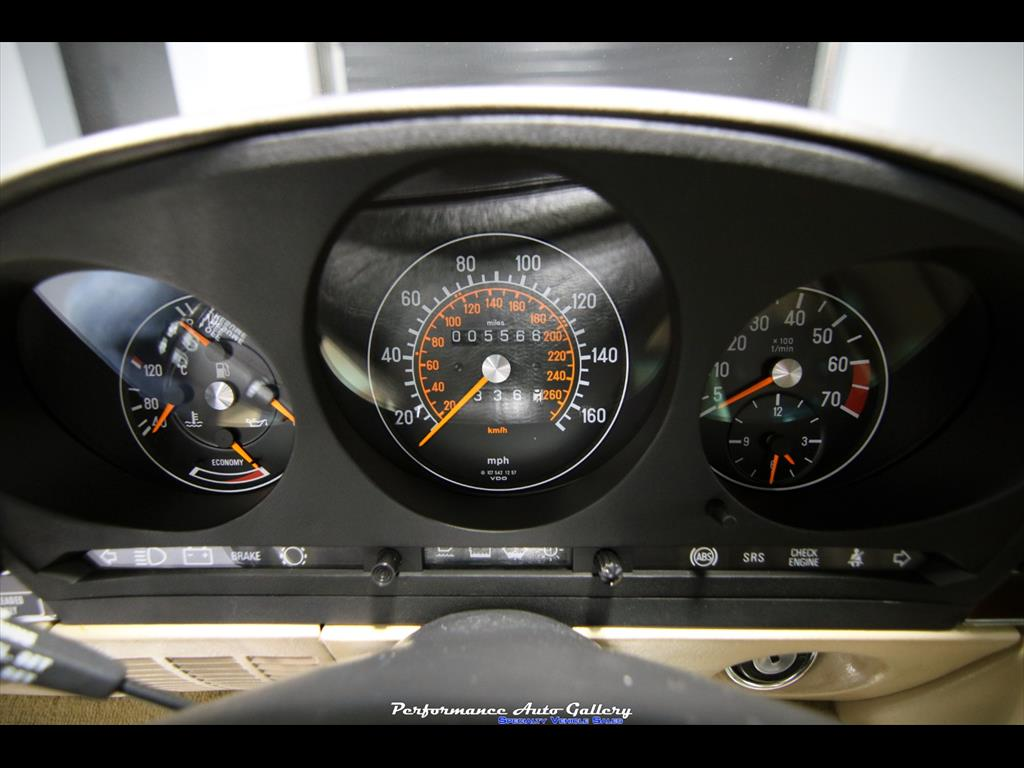 1989 Mercedes-Benz 560SL - Photo 12 - Gaithersburg, MD 20879