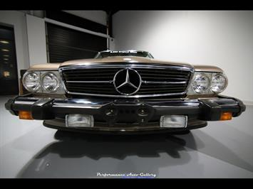 1989 Mercedes-Benz 560SL - Photo 19 - Gaithersburg, MD 20879
