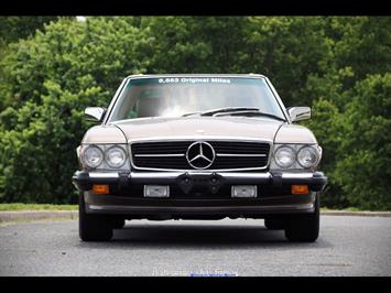 1989 Mercedes-Benz 560SL - Photo 3 - Gaithersburg, MD 20879