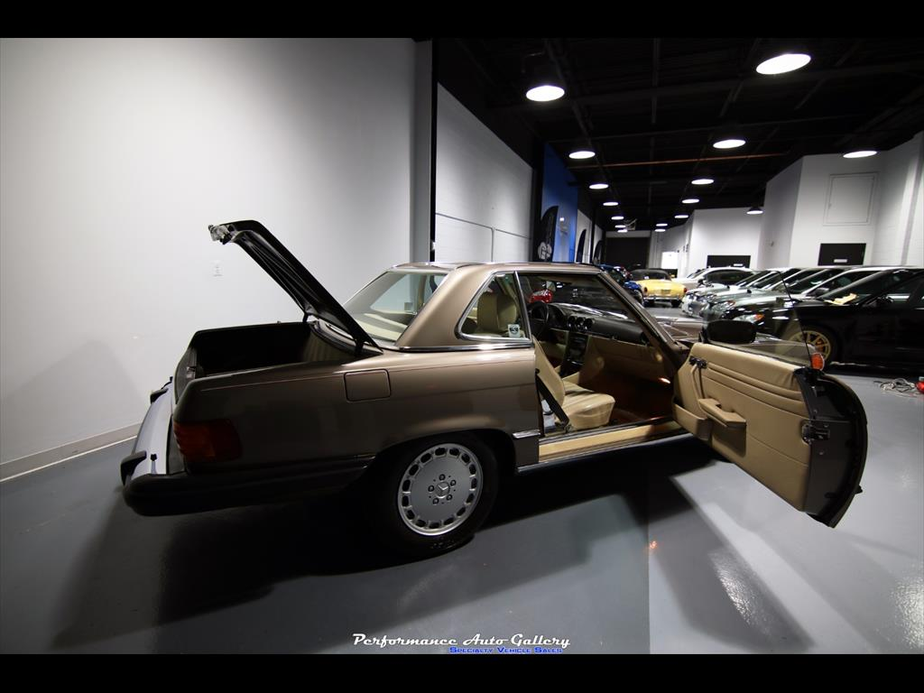 1989 Mercedes-Benz 560SL - Photo 27 - Gaithersburg, MD 20879
