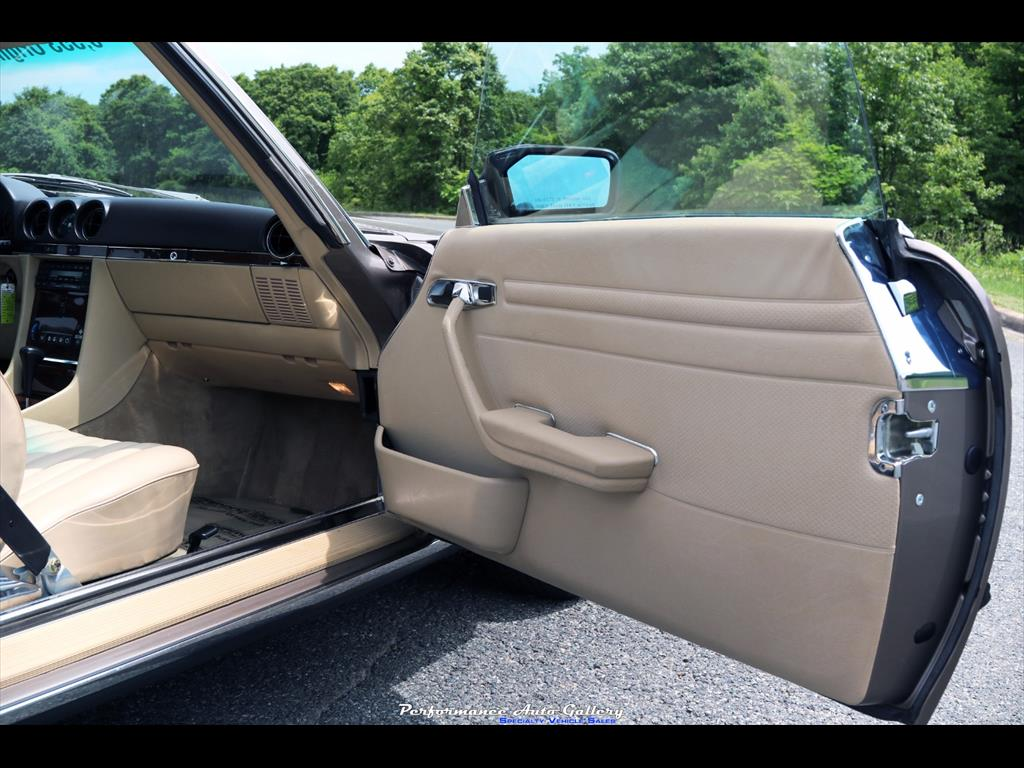 1989 Mercedes-Benz 560SL - Photo 8 - Gaithersburg, MD 20879