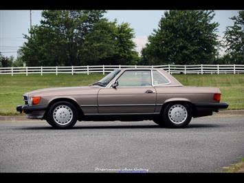 1989 Mercedes-Benz 560SL - Photo 6 - Gaithersburg, MD 20879