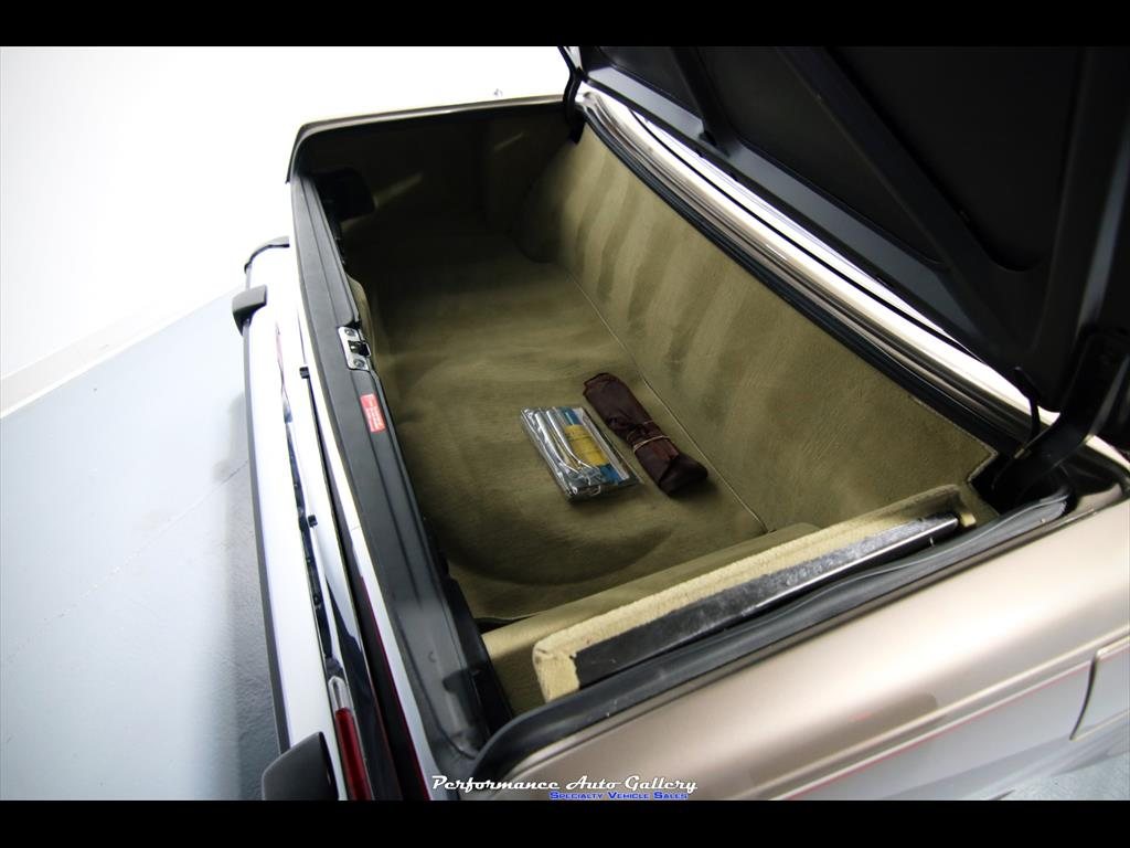 1989 Mercedes-Benz 560SL - Photo 22 - Gaithersburg, MD 20879