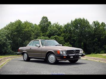1989 Mercedes-Benz 560SL - Photo 5 - Gaithersburg, MD 20879