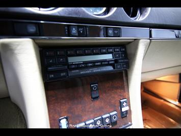 1989 Mercedes-Benz 560SL - Photo 56 - Gaithersburg, MD 20879