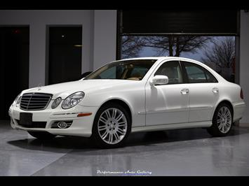 2008 Mercedes-Benz E 350 4MATIC Sedan