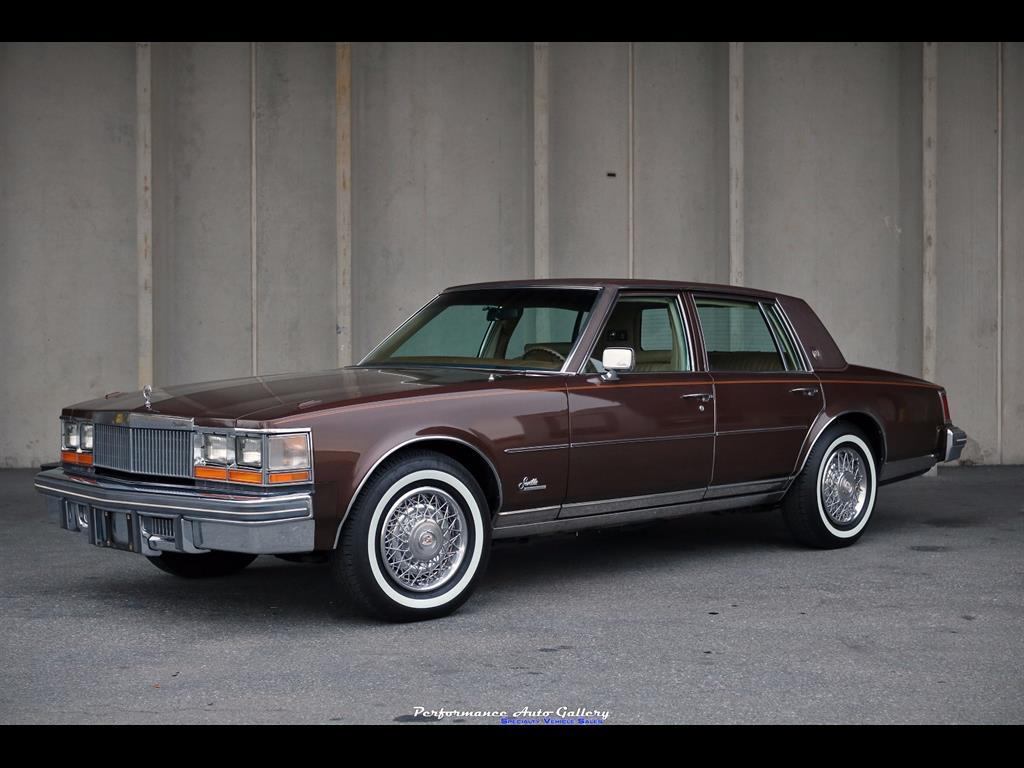 1977 Cadillac Seville For Sale In Gaithersburg Md Stock