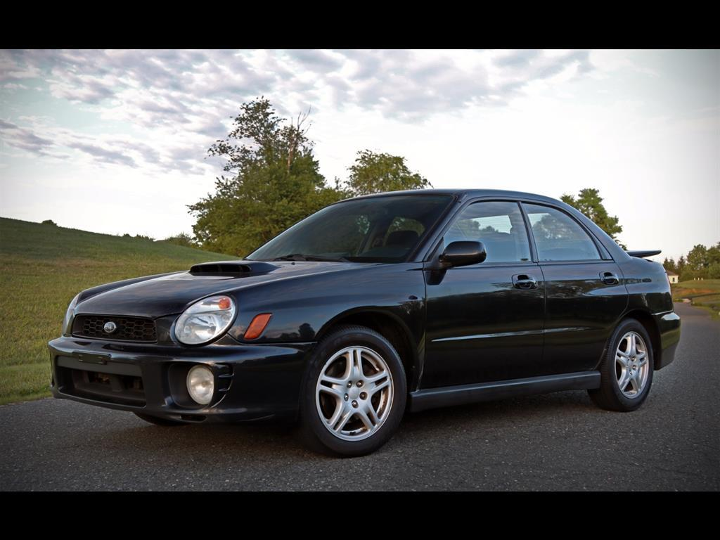 Key Auto Sales >> 2002 Subaru Impreza WRX for sale in Gaithersburg, MD | Stock #: A00135