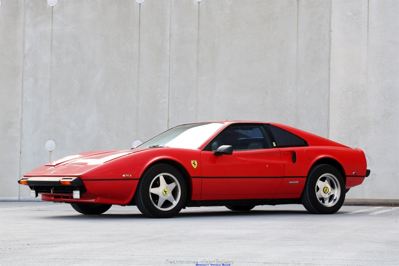 1986 Pontiac Fiero Se For Sale In Gaithersburg Md Stock A00305 Ferrari 308 Replica Kit Car