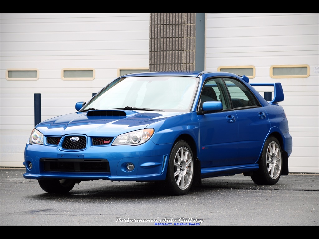 2006 Subaru Impreza WRX STI - Photo 19 - Gaithersburg, MD 20879